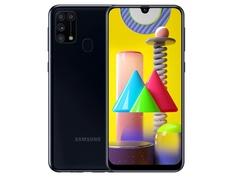Сотовый телефон Samsung SM-M315F Galaxy M31 6/128Gb Black Выгодный набор для Selfie + серт. 200Р!!!