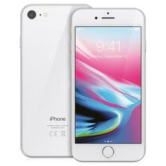 Сотовый телефон APPLE iPhone 8 - 64Gb Silver MQ6H2RU/A Выгодный набор + серт. 200Р!!!