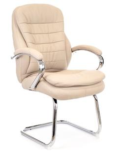 Компьютерное кресло Everprof Valencia CF экокожа Beige