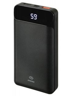 Внешний аккумулятор Digma Power Bank DG-20000-PL-BK 20000mAh Black