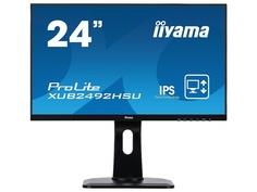 Монитор Iiyama ProLite XUB2492HSU-B1 Black Выгодный набор + серт. 200Р!!!