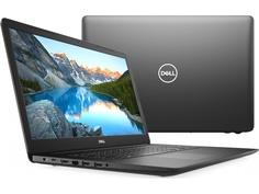Ноутбук Dell Inspiron 3793 Black 3793-8703 (Intel Core i3-1005G1 1.2 GHz/4096Mb/1000Gb/DVD-RW/Intel HD Graphics/Wi-Fi/Bluetooth/Cam/17.3/1920x1080/Windows 10 Home 64-bit)