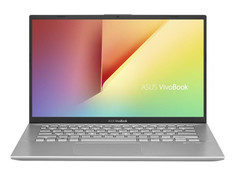 Ноутбук ASUS VivoBook R424FA-EK941T Silver 90NB0L91-M13810 (Intel Pentium 5405U 2.3 GHz/4096Mb/128Gb SSD/Intel HD Graphics/Wi-Fi/Bluetooth/Cam/14.1/1920x1080/Windows 10 Home 64-bit)