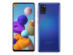 Сотовый телефон Samsung Galaxy A21s 4/64GB Blue