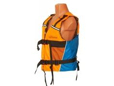 Спасательный жилет Ковчег Тритон р.56-58 (3XL-4XL) Orange-Blue-Camouflage