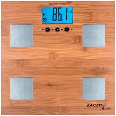 Весы напольные Scarlett SC-BS33ED79