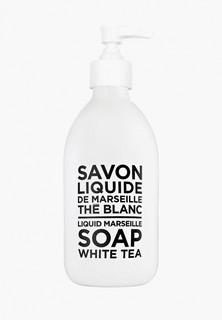 Жидкое мыло Compagnie de Provence Марсельское, для тела и рук Белый чай/White Tea 300 ml