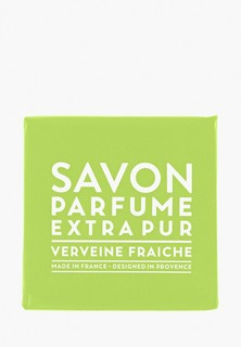 Мыло Compagnie de Provence парфюмированное Fresh Verbena, 100 г