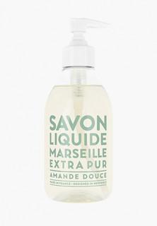 Жидкое мыло Compagnie de Provence для тела и рук Sweet Almond, 300 мл