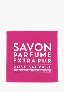 Мыло Compagnie de Provence Парфюмированное, Дикая роза/Wild Rose 100 гр.