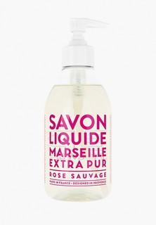 Жидкое мыло Compagnie de Provence для тела и рук Дикая роза/Wild Rose жидкое мыло для тела и рук 300 мл.