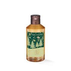 Гель для Душа и Ванны «ЗИМНИЙ ЛЕС» с хвойно-цитрусовым ароматом Yves Rocher