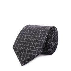 Галстуки Pal Zileri Шелковый галстук с узором Pal Zileri