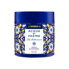 Для душа и ванны Acqua di Parma Скраб для тела Blu Mediterraneo Mirto di Panarea Acqua di Parma