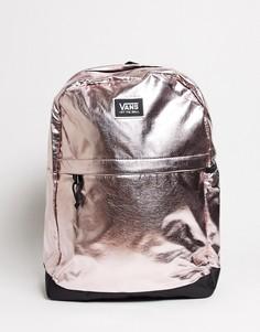 Золотистый рюкзак Vans-Золотой