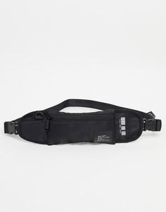 Чернаяузкаясумка через плечос логотипом HXTN Supply-Черный