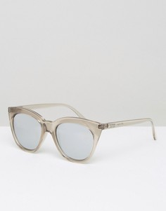 Солнцезащитные очки с зеркальными стеклами Le Specs-Очистить