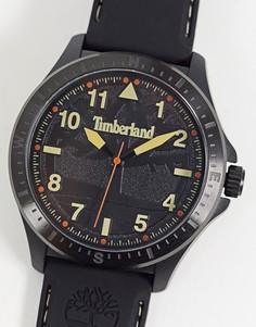 Наручные часы с золотистой отделкой Timberland-Черный