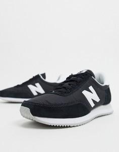 Черные кроссовки New Balance 720-Черный