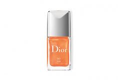 Парфюмированный лак для ногтей Лимитированная коллекция Dior