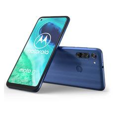 Смартфон MOTOROLA G8 4/64Gb, синий