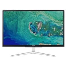 """Моноблок ACER Aspire C22-820, 21.5"""", Intel Celeron J4025D, 4ГБ, 1000ГБ, Intel UHD Graphics 600, Windows 10 Home, серебристый и черный [dq.bdxer.006]"""