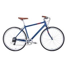 "Велосипед Bearbike Marsel городской кол.:28"" синий (RBKB0Y6S7001)"