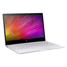 "Ноутбук XIAOMI Mi Air, 12.5"", IPS, Intel Core i5 8200Y 1.3ГГц, 4ГБ, 256ГБ SSD, Intel UHD Graphics 615, Windows 10 trial (для ознакомления) Home, 161201-YG, серебристый"