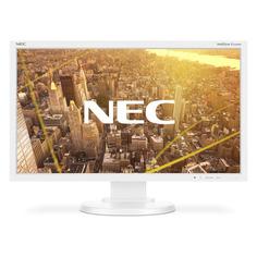 "Монитор NEC MultiSync E233WMi 23"", белый"