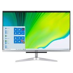 "Моноблок ACER Aspire C22-963, 21.5"", Intel Core i3 1005 G1, 4ГБ, 1000ГБ, Intel UHD Graphics, Windows 10 Home, серебристый [dq.bener.006]"