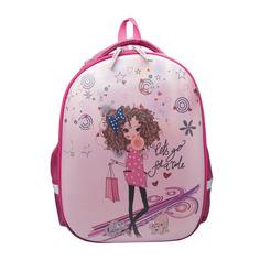 Школьные ранцы, рюкзаки, сумки Рюкзак Silwerhof 830885 розовый/перламутровый