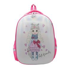 Школьные ранцы, рюкзаки, сумки Рюкзак Silwerhof 830886 розовый/перламутровый
