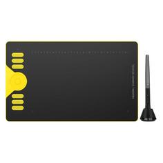 Графический планшет HUION HS610 А4 желтый