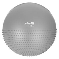 Мяч гимнастический Starfit GB-201 ф.:круглый d=55см серый (УТ-00007200)