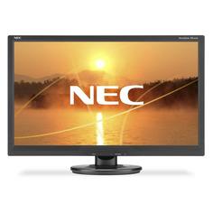 """Монитор NEC AccuSync AS242W-BK 23.6"""", черный"""