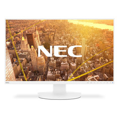 "Монитор NEC MultiSync E271N white 27"", белый"