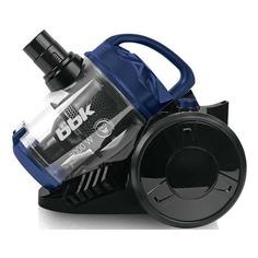 Пылесос BBK BV1503, 2000Вт, черный/синий