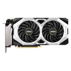 Видеокарта MSI NVIDIA GeForce RTX 2070SUPER , RTX 2070 SUPER VENTUS GP, 8ГБ, GDDR6, Ret