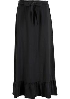 Длинные юбки Юбка трикотажная Bonprix