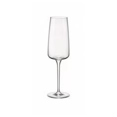 Набор бокалов для шампанского Bormioli Luigi из 4 фужеров Planeo flute