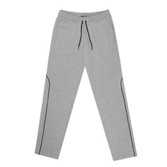 Мужские брюки Pantelemone домашние 48 серый меланж