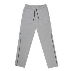 Мужские брюки Pantelemone домашние 56 серый меланж