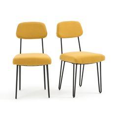 Комплект из винтажных стульев La Redoute