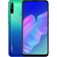 Смартфон Huawei P40 lite E ярко-голубой