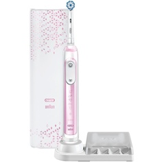 Электрическая зубная щетка Braun Oral-B Genius X 20000N/D706.515.6X Pink