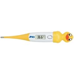 Термометр A&D DT-624 держатель Утка
