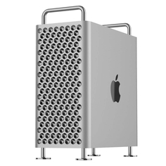 Системный блок Apple Mac Pro W 24Core/768Gb(6х128Gb)/4TB/RProVegaIIDuo