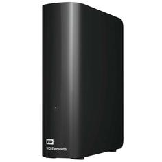 """Внешний жесткий диск 3.5"""" WD 14TB Elements Desktop (WDBWLG0140HBK-EESN)"""