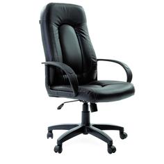 Кресло компьютерное Brabix Strike EX-525 экокожа Black (531382)