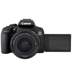 Фотоаппарат зеркальный Canon EOS 850D Kit 18-135mm